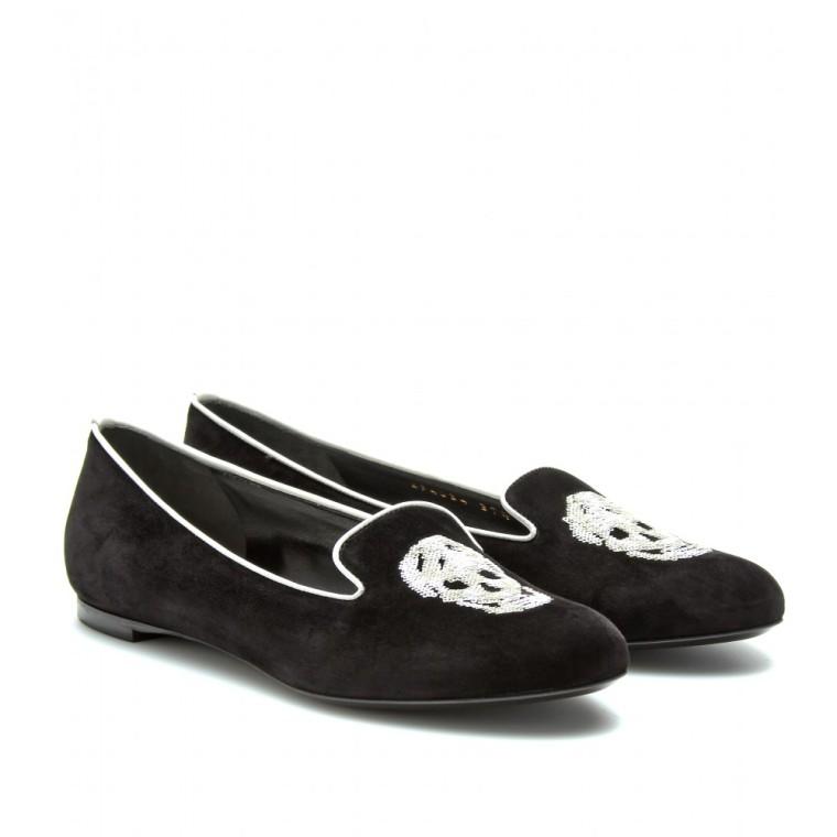 alexander mcqueen slippers