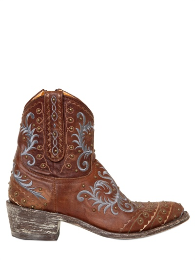 mexiacana boots brown