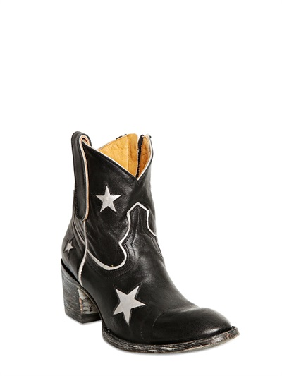 mexicana boots star