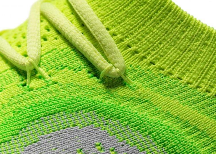 nike tenis tricot verde